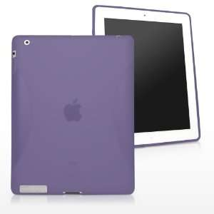 Grip for the new iPad (3rd Generation)   BoxWave Apple iPad 3 Cases