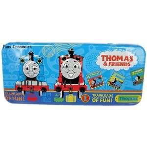 Thomas and Friend Pencil Case  Metal pencil box Toys