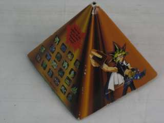 YU GI OH THE MOVIE MONSTER TOY PYRAMID BURGER KING