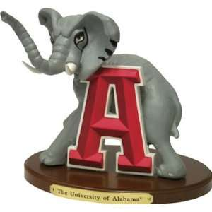 ALABAMA CRIMSON TIDE Team Logo 4 Tall 3D COLLECTIBLE (with Team