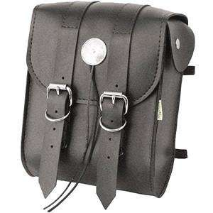 Willie and Max Deluxe Sissy Bar Bag   Black Automotive