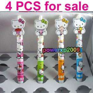 4pcs Hello kitty Ballpoint Pen cute&beautiful for kids