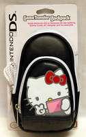 NEW DS HELLO KITTY Game Traveler Backpack Black
