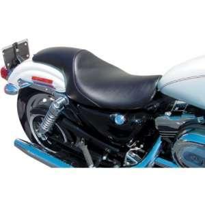 XL Plain Motorcycle Seat For Harley Davidson Models 1996 2003   19 209