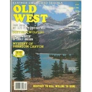 West Magazine Sunner 1982 My Life With Buffalo Bill: Everything Else