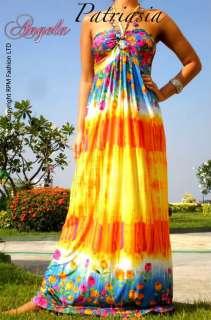 NEW Floral Evening/Cocktail/Party Women Long Maxi Dress Size M   XXL 6