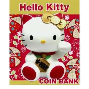 Hello Kitty Coin Bank   Hello Kitty Lucky Cat Toys