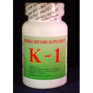 K 1 Herbal Dietary Supplements Health & Personal Care