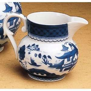 Mottahedeh Blue Canton Small Pitcher 4 in Kitchen
