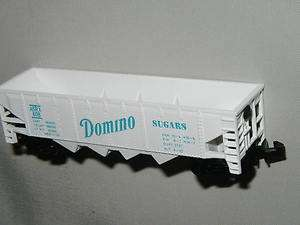 Freight Car Model Power, Domino Sugar Hopper, White, In Box, Excellent