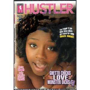 Guetto Chicks Love Monters Vol 3 From Hustler Movies & TV
