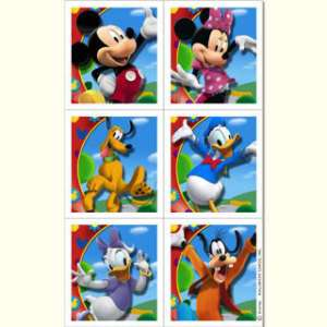 Mickey Mouse Clubhouse Stickers Minnie Mouse Stickers