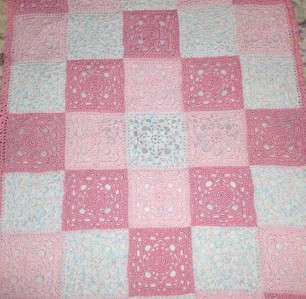 Free Crochet Baby Blanket Patterns - Page 1
