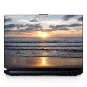 Laptop Computer Skin Dell PC HP BEACH SURF SUNSET #354