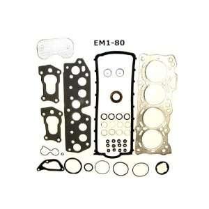 80 81 Honda Civic 1.5 Sohc Em1 Head Gasket Set Automotive