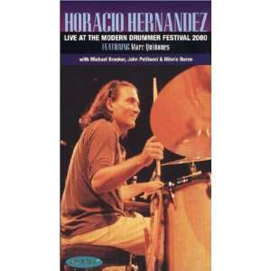 Horacio Hernandez Live at the Modern Drummer Festival 2000