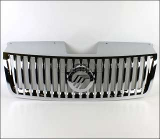BRAND NEW MERCURY MILAN OEM FRONT CHROME RADIATOR GRILLE #9N7Z 8200 AA