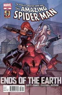 AMAZING SPIDER MAN #685 Marvel Comics ENDS
