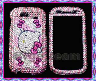 Hello Kitty Bling Case Cover F Samsung Nexus S i9020 SH