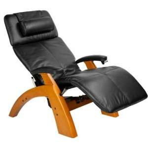 Human Touch Perfect Chair   Electric Base with Walnut Wood Finish PC