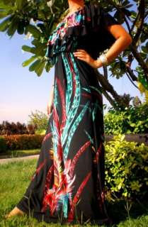 Evening/Cocktail Women Long Maxi Dress Size S   XXXL 6 24 AU