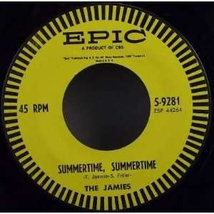 Sumertime Summertime / Searching for You (Vinyl 45 7