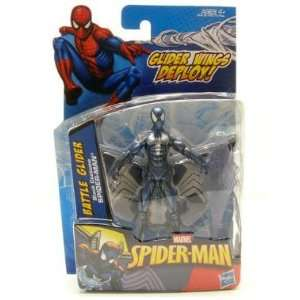 Man 2011 3.75 Series 01   Battle Glider Spider Man Toys & Games