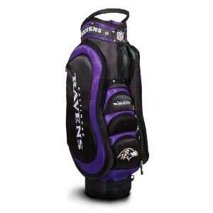 Baltimore Ravens NFL Medalist Golf Cart Bag Sports