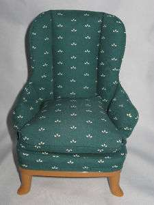 Eden Madeline Dollhouse Dining Room Chair Furniture
