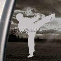 Karate Kid Kick Jaden Smith Decal Will Movie Sticker