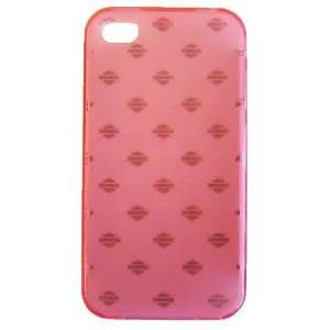 Fuse Harley Davidson TPU Jelly Case for iPhone 4   AT&T
