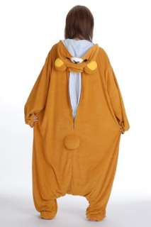 Rilakkuma Kigurumi Japanese party pajamas halloween costumes rilakuma