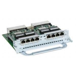 PRI NETWORK MODULE ROUT C. 8 x Channelized E1/T1/ISDN PRI: Office