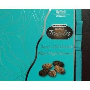 Gavarny Belgian Truffles Holiday Christmas Gift Assortment Chocolate