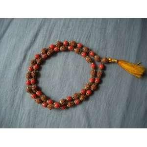 Beads Yoga Japa Mala Meditation & Prayer Japa Mala (54 + 1) Beads