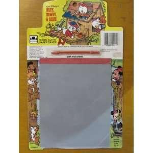Walt Disney Mickey & Minnie Magic Slate Paper Saver Toys & Games