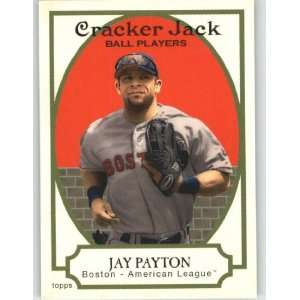 2005 Topps Cracker Jack Mini Red #99 Jay Payton   San