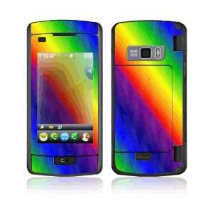 Rainbow Decorative Skin Cover Decal Sticker for LG enV