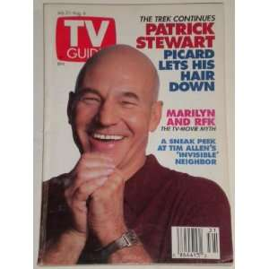 TV Guide July 31   August 6 1993: Books
