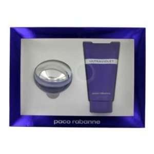 ULTRAVIOLET by Paco Rabanne   Gift Set    2.7 oz Eau De Parfum Spray