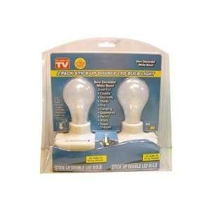 Stick up LED light bulb value pack   Case of 24