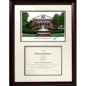 ecu east carolina university mahogany diploma frame - Ecu Diploma Frame