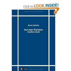 Auf zwei Planeten (9783864032554): Kurd Lasswitz: Books