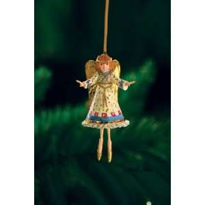 com Krinkles by Patience Brewster 2010, Heavenly Angel MINI Ornament