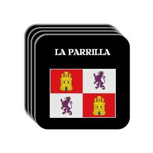 Castilla y Leon   LA PARRILLA Set of 4 Mini Mousepad