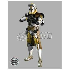 Star Wars Commander Bly Print Toys & Games