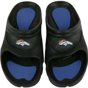 Denver Broncos Reebok NFL Mojo Sandals Sports & Outdoors