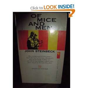Of Mice and Men and over one million other books are available for