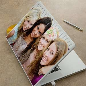 Personalized Photo Laptop Skin Cover   Back To School