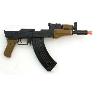 Spring AK 47 Assault Rifle FPS 100, Pistol Grip Airsoft Gun